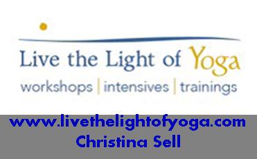 Live the Light of Yoga Logo