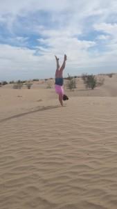25.6 sand hand stand