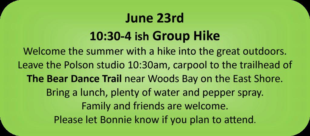 June 2017 Hike
